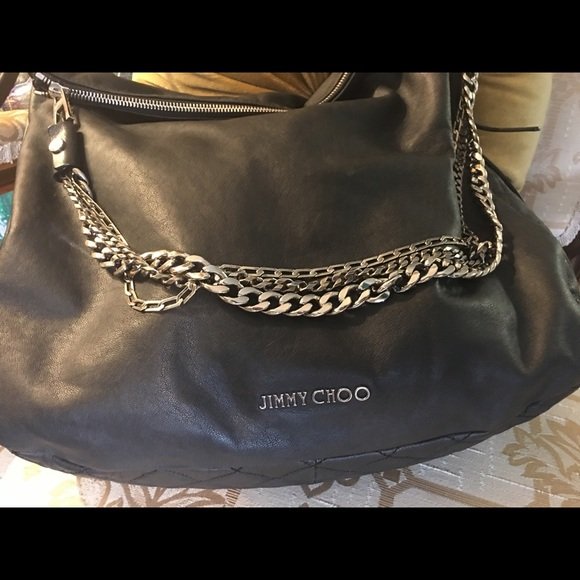 f3257dba48a2 Jimmy Choo Handbags - Not for sale💕100% Authentic JIMMY CHOO Biker